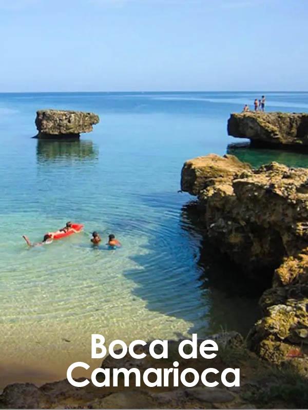 alojarse en Varadero (Boca de Camarioca)