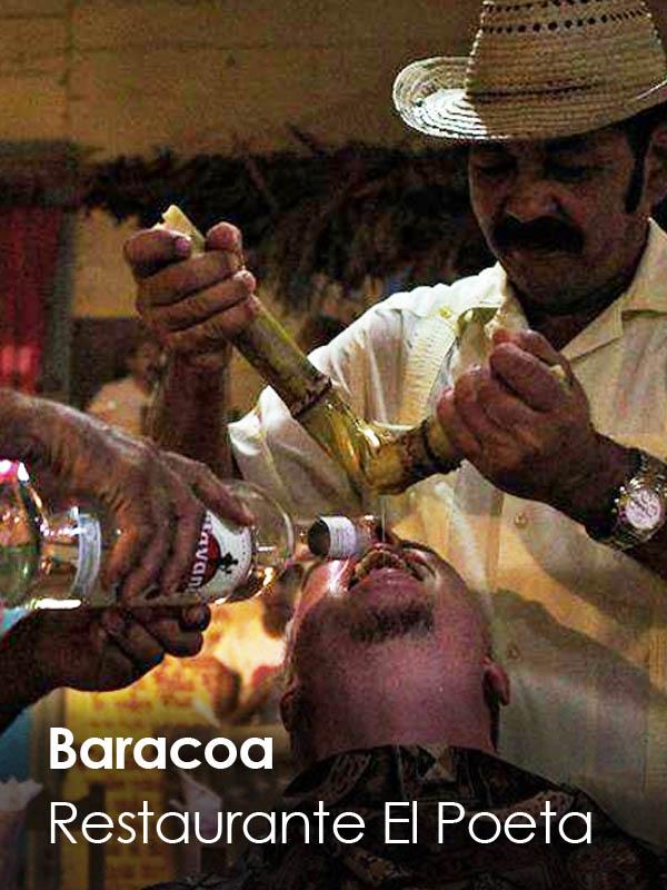Baracoa - El Poeta
