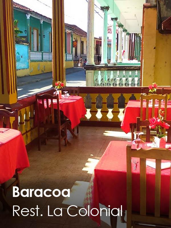 Baracoa - La Colonial