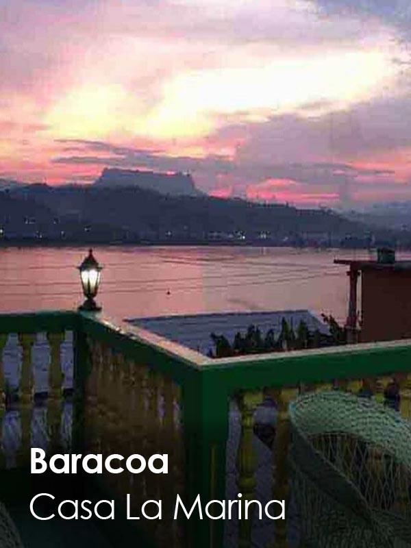 Baracoa - La Marina