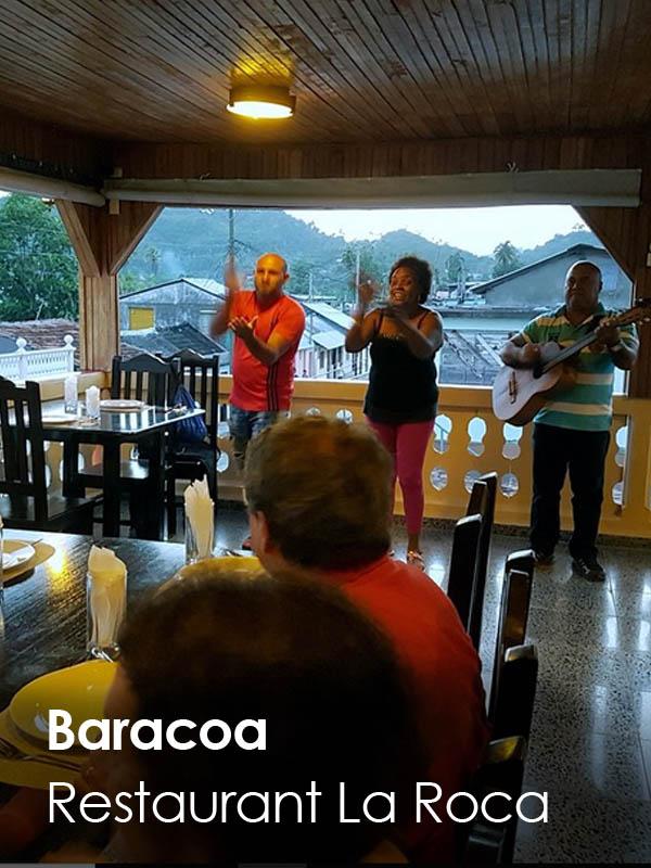 Baracoa - La Roca