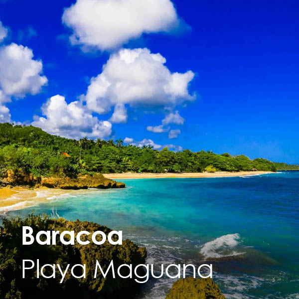 Baracoa - Playa Maguana