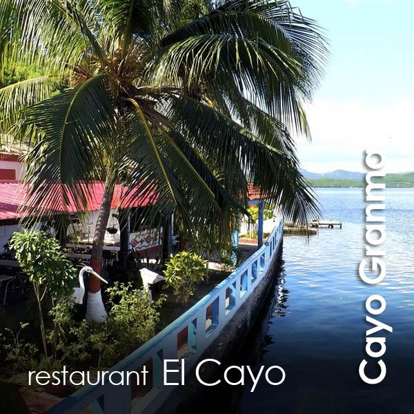 Cayo Granma - El Cayo