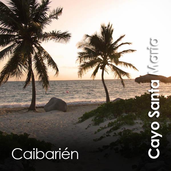 Cayo Santa Maria - Alojamientos en Caibarien