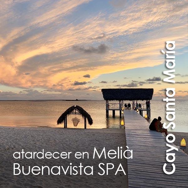 Cayo Santa Maria - Melia Buenavista Spa