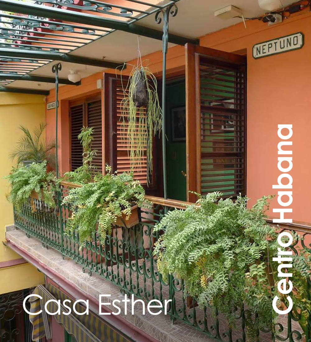 Centro Habana - Casa Esther