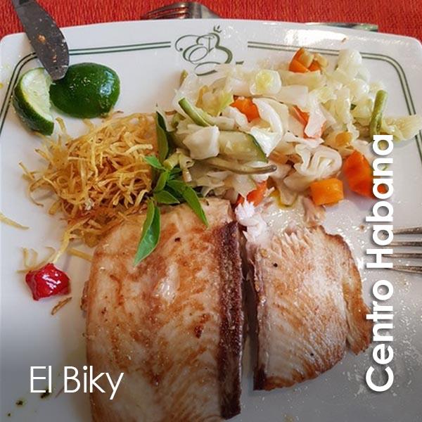 Centro Habana - El Biky