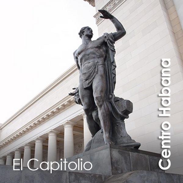 Centro Habana - El Capitolio