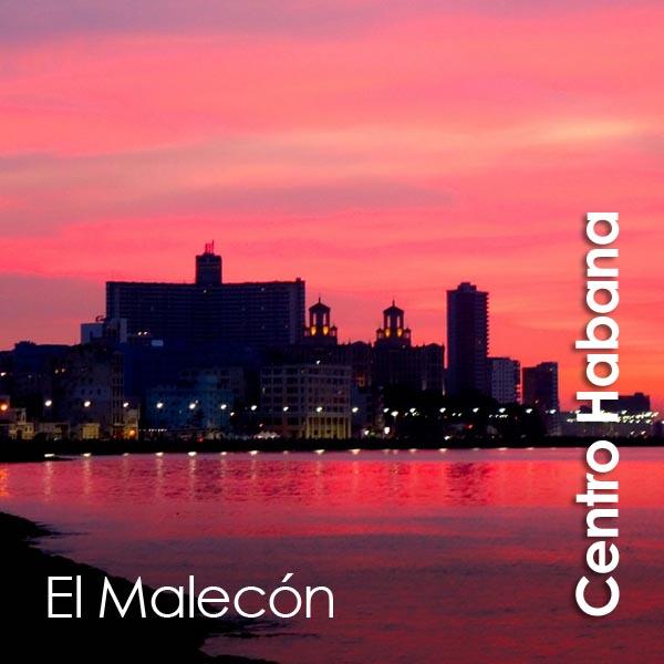 Centro Habana - El Malecón