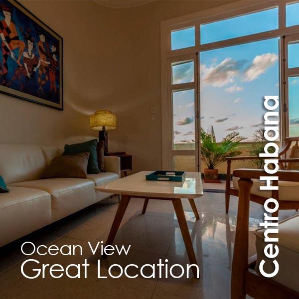 Centro Habana - Ocean View