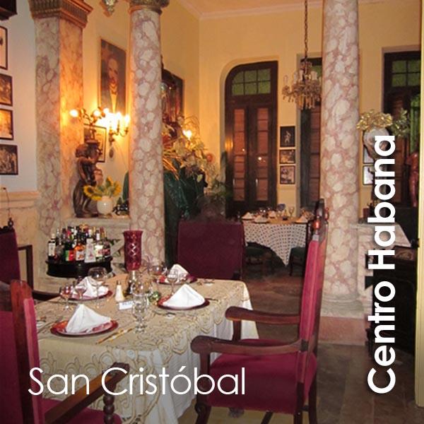 Centro Habana - San Cristobal