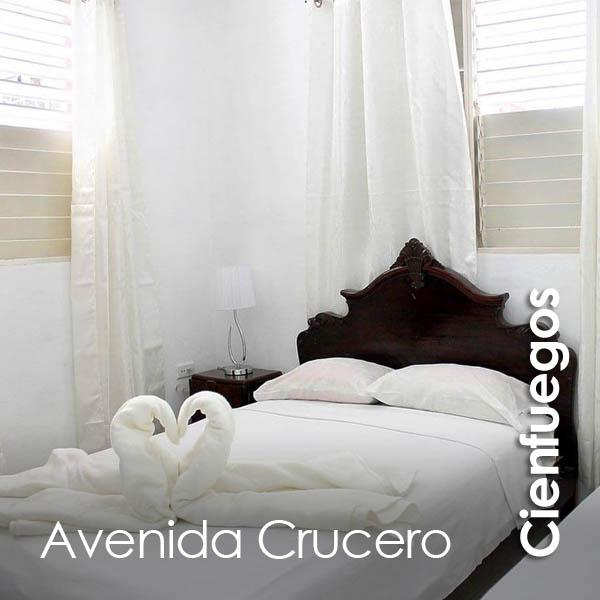 Cienfuegos - Hostal Avenida Crucero