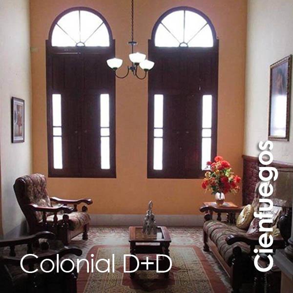 Cienfuegos - Colonial D+D