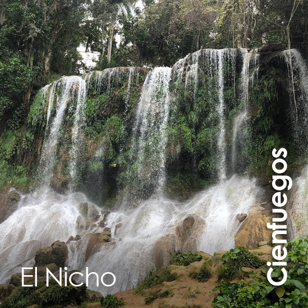 Cienfuegos - El Nicho