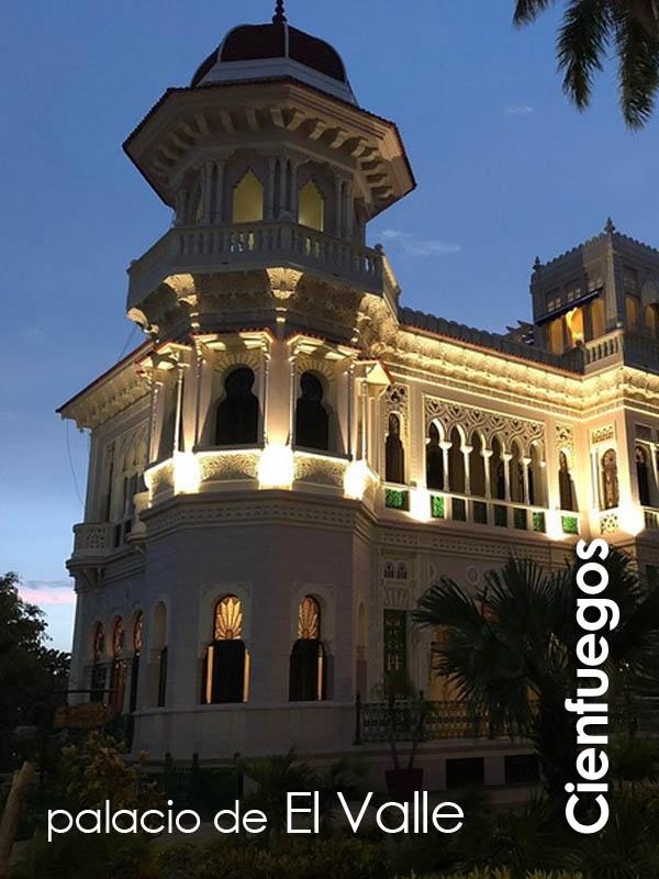 Cienfuegos - Palacio de El Valle