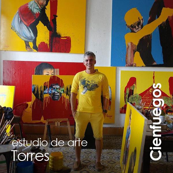 Cienfuegos - estudio de arte Torres