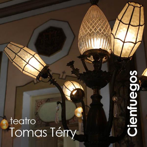 Cienfuegos - teatro Tomas Terry