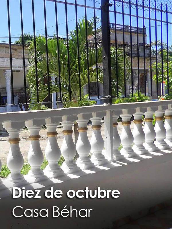 Diez de Octubre - Casa Behar
