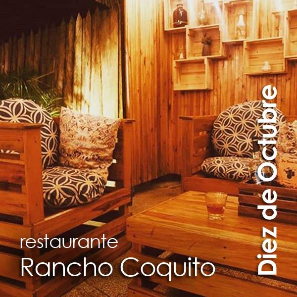Diez de Octubre - Rancho Coquito