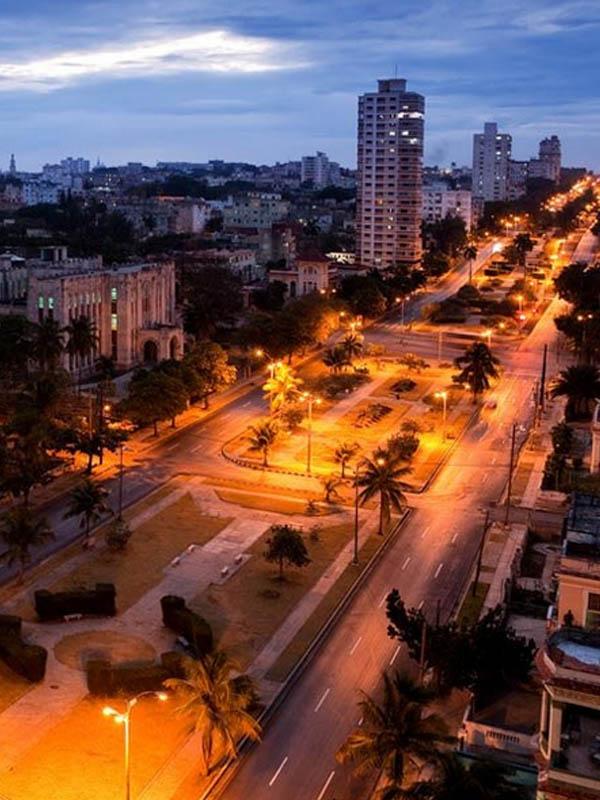 Donde dormir en La Habana (Vedado)