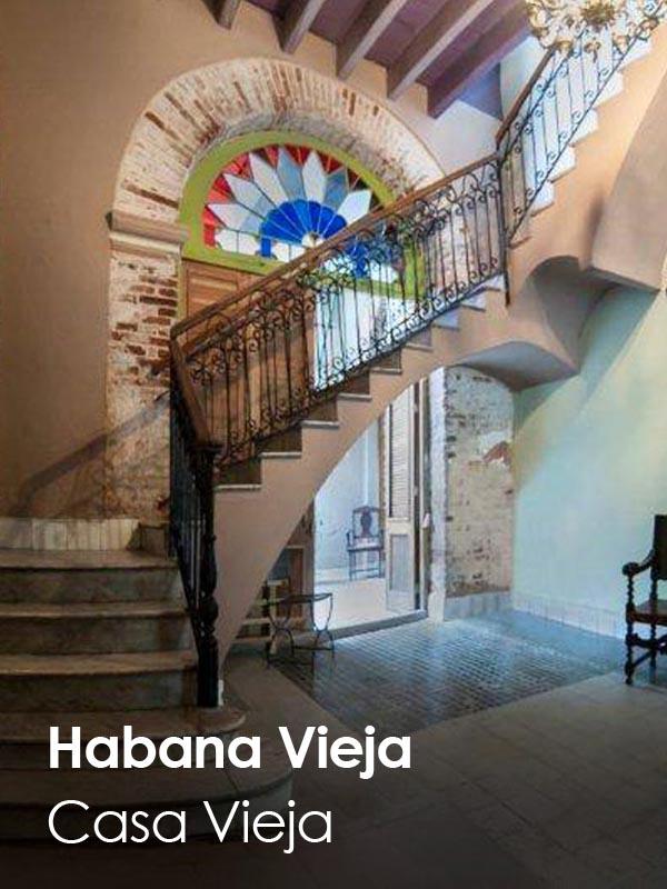 Habana Vieja - Casa Vieja