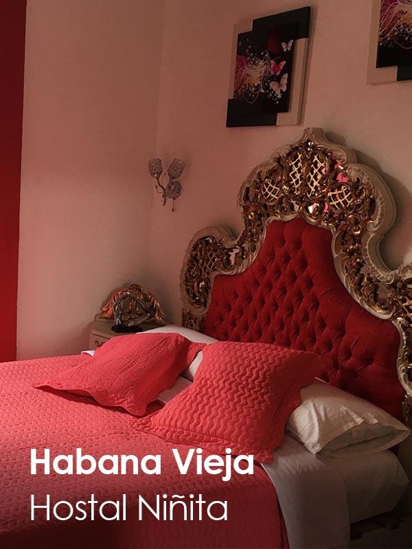 Habana Vieja - Hostal Casa Niñita