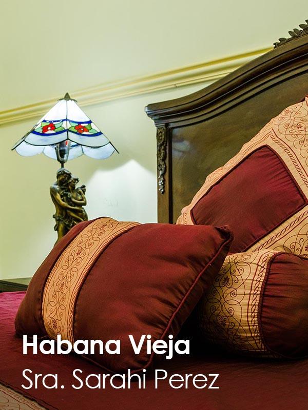 Habana Vieja - Sra. Sarahi Perez