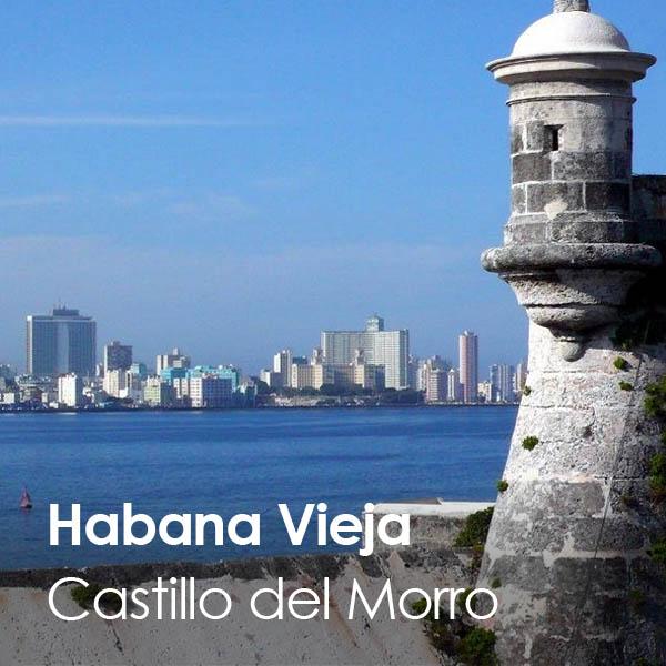 La Habana - Habana Vieja - Castillo del Morro