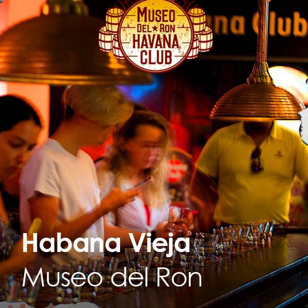 La Habana - Habana Vieja - Museo del Ron