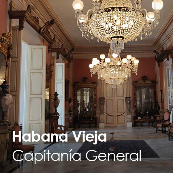 La Habana - Habana Vieja - Palacio de los Capitanes Generales