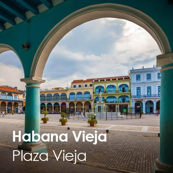 La Habana - Habana Vieja - Plaza Vieja