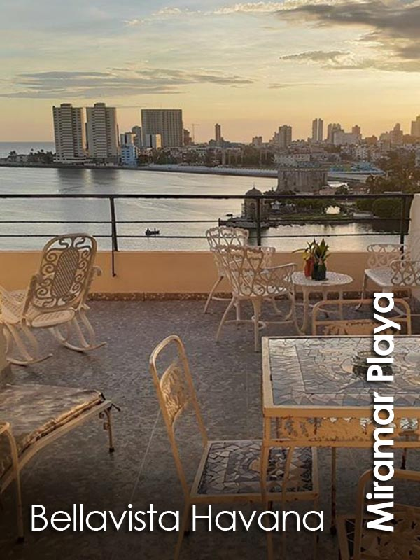 Miramar Playa - Bellavista Havana