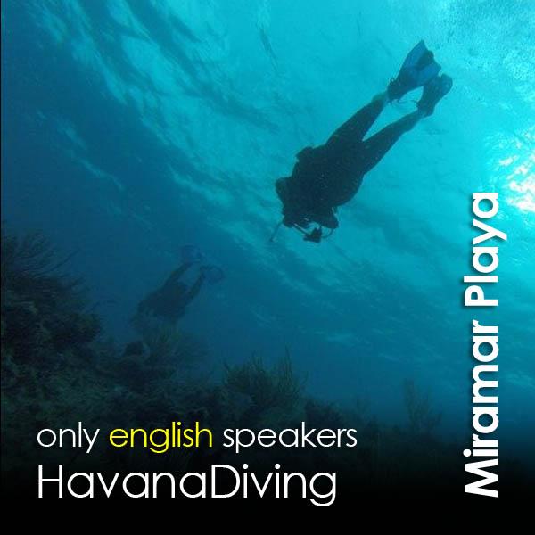Miramar Playa - HavanaDiving
