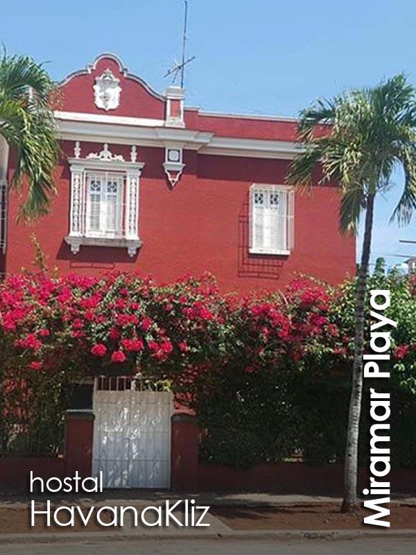 Miramar Playa - HavanaKliz