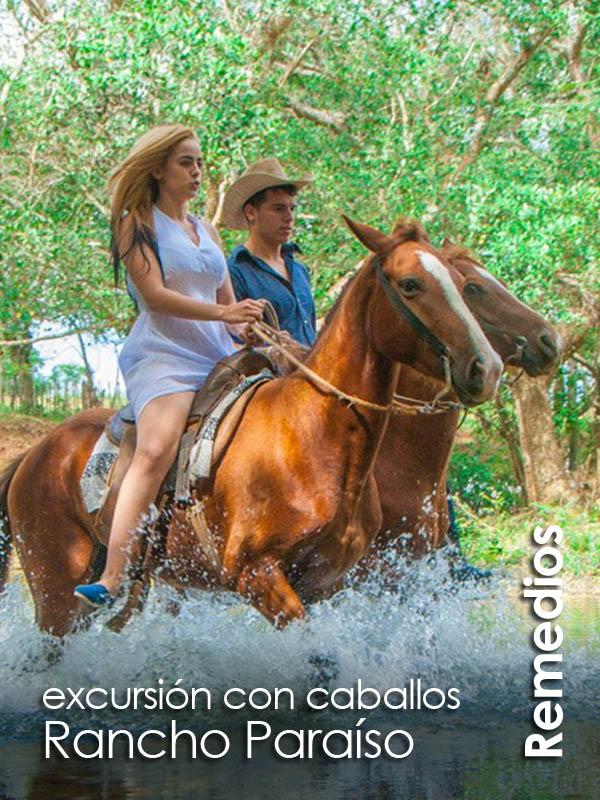 Remedios - Rancho Paraiso
