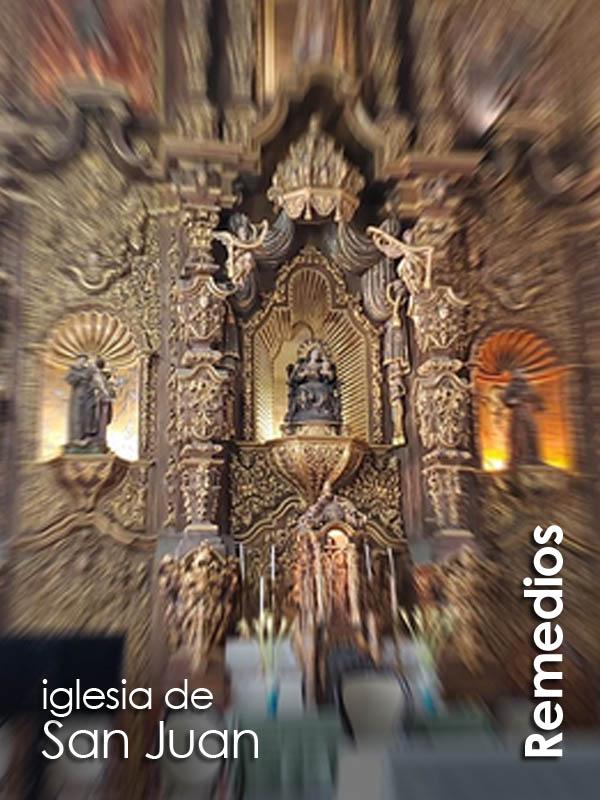 Remedios - iglesia de San Juan