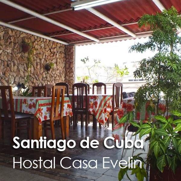 Santiago de Cuba - Evelin
