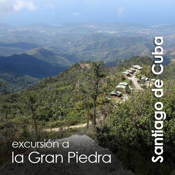 Santiago de Cuba - La Gran Piedra