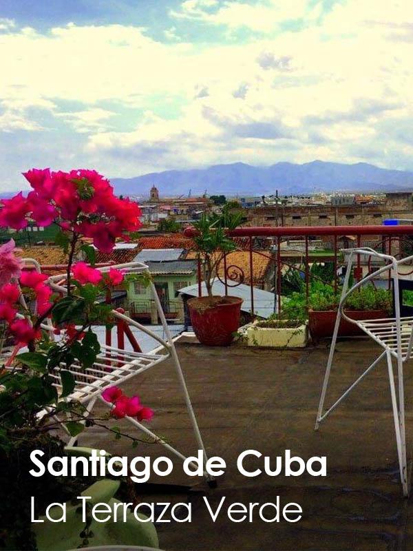 Santiago de Cuba - La Terraza Verde