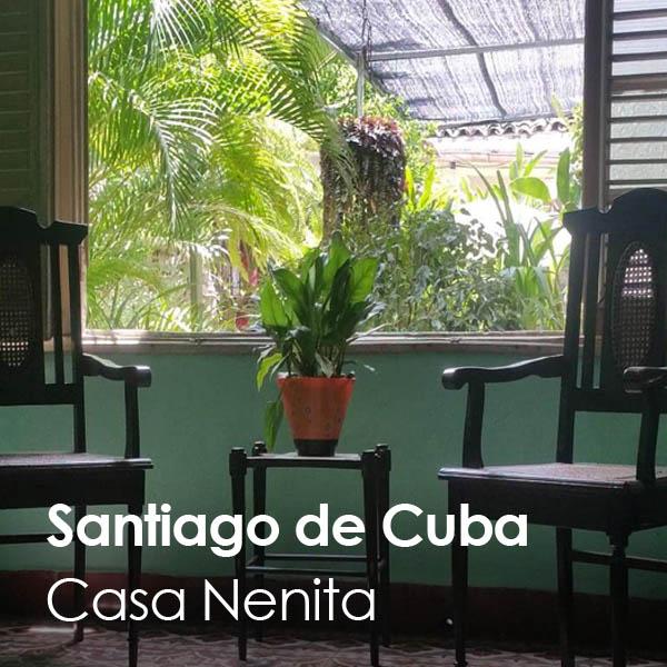 Santiago de Cuba - Nenita