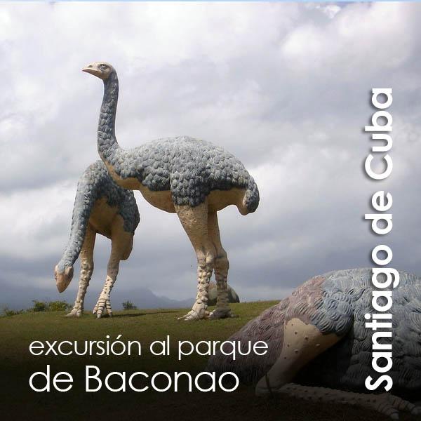 Santiago de Cuba - Parque de Baconao