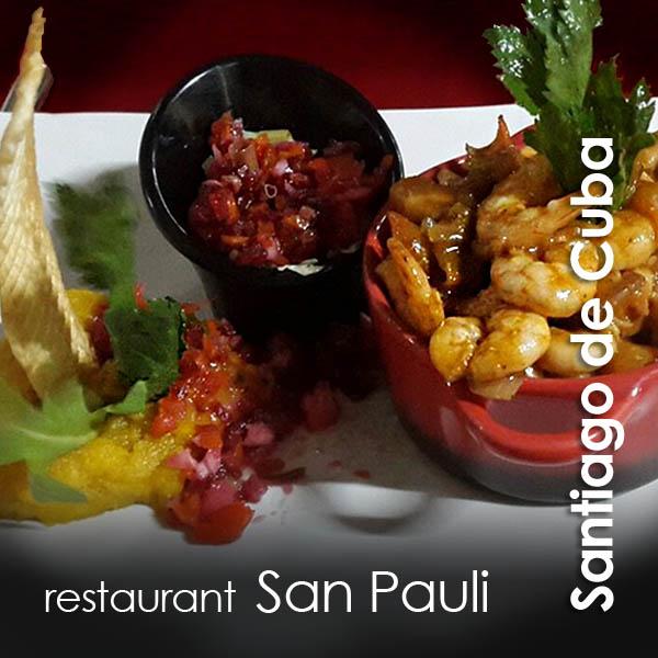 Santiago de Cuba - San Pauli