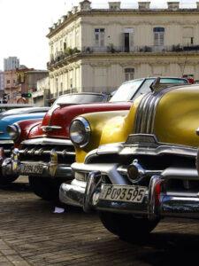 Taxi en Cuba - Clasico - Maxicuba