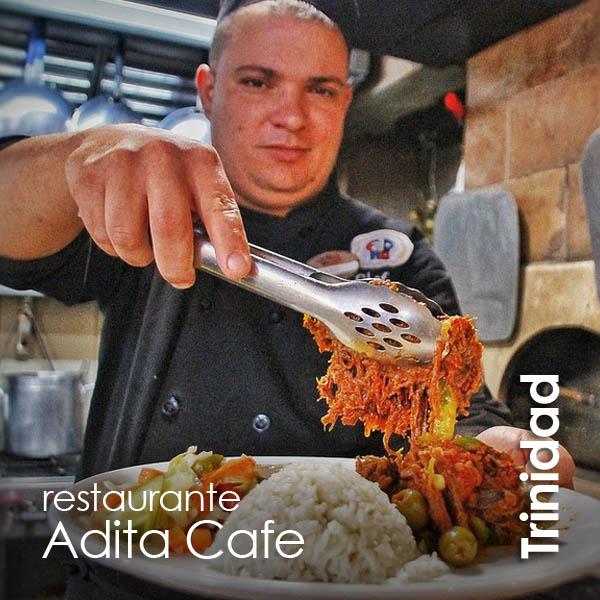 Trinidad - Adita Cafe
