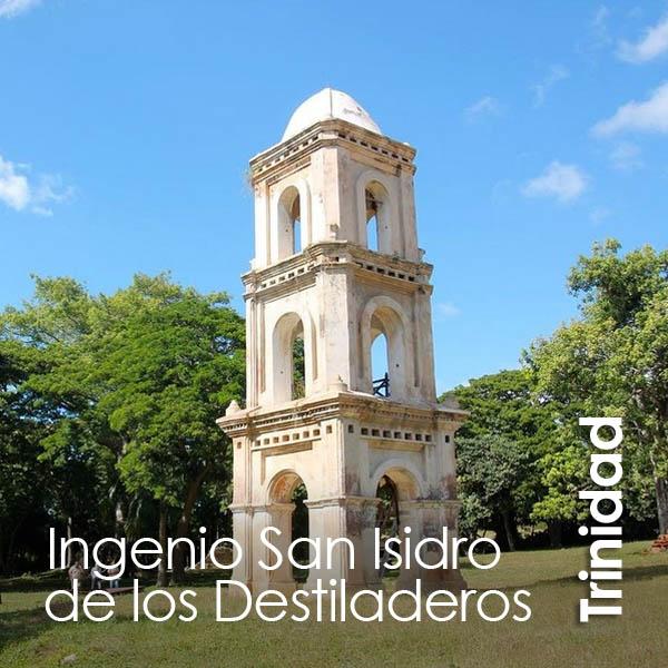Trinidad - Ingenio San Isidro de los Destiladeros