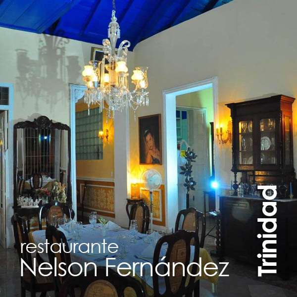 Trinidad - Nelson Fernandez