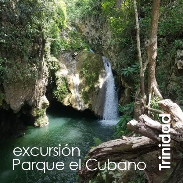 Trinidad - Parque el Cubano