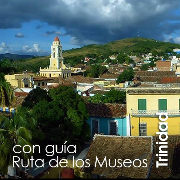 Trinidad - Ruta de los Museos