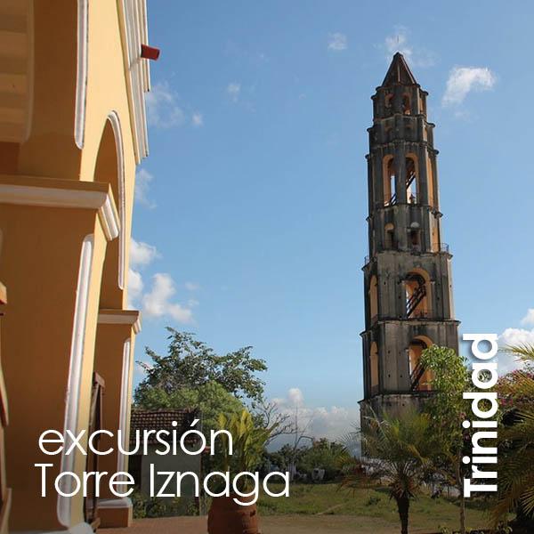 Trinidad - Torre Iznaga