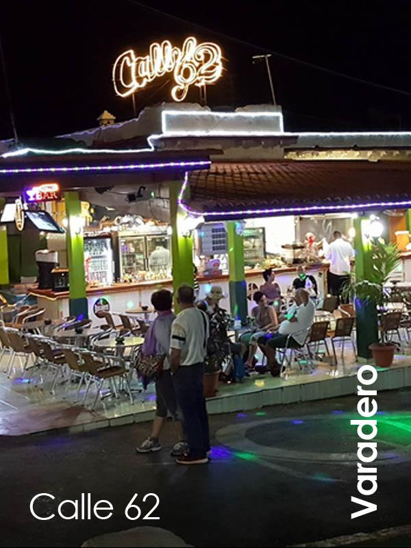 Varadero - Calle 62